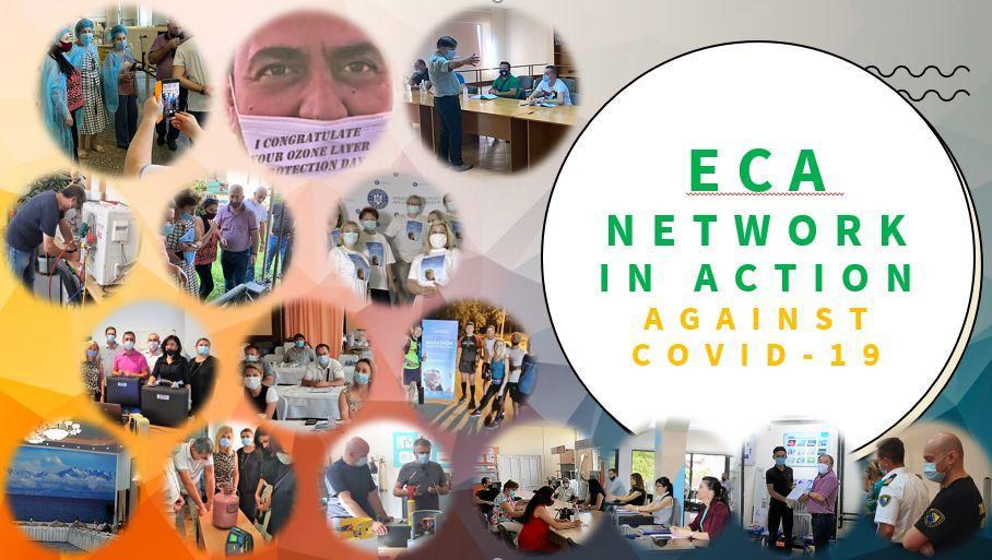 ECA Covid poster
