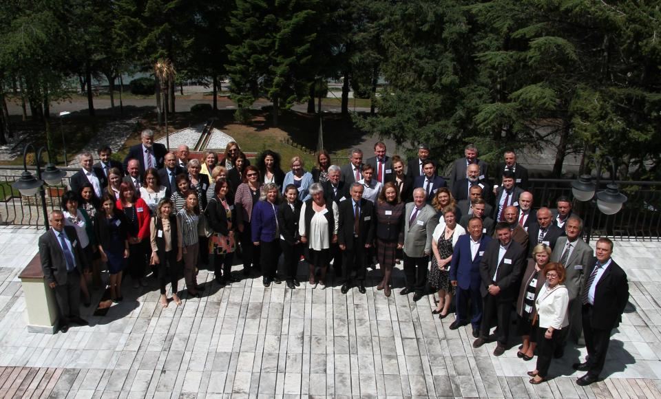 ECA Group Photo, Macedonia FYR