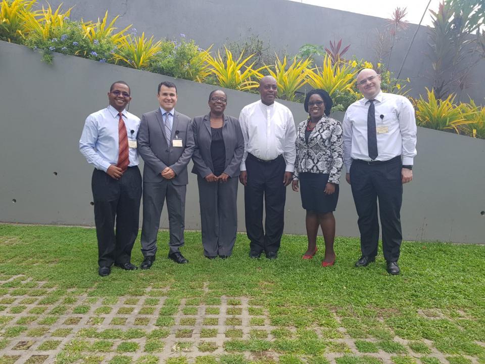 Government Authorities, The Ozone Secretariat and UNEP OzonAction representatives