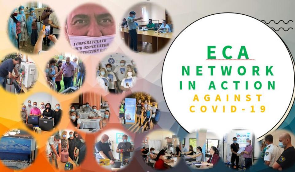 12th Europe and Central Asia (ECA) brainstorming meeting on network activities in 2021